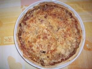Tarte Poivron / Courgette façon Bolognaise dans Plaisirs Salés 001-300x225