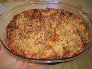 Gratin de légumes dans Plaisirs Salés 0031-300x225